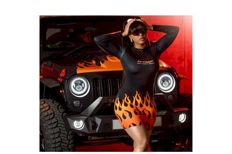 NADIA NAKAI x REDBAT FIRE RANGE NEW COLLABO OUT NOW