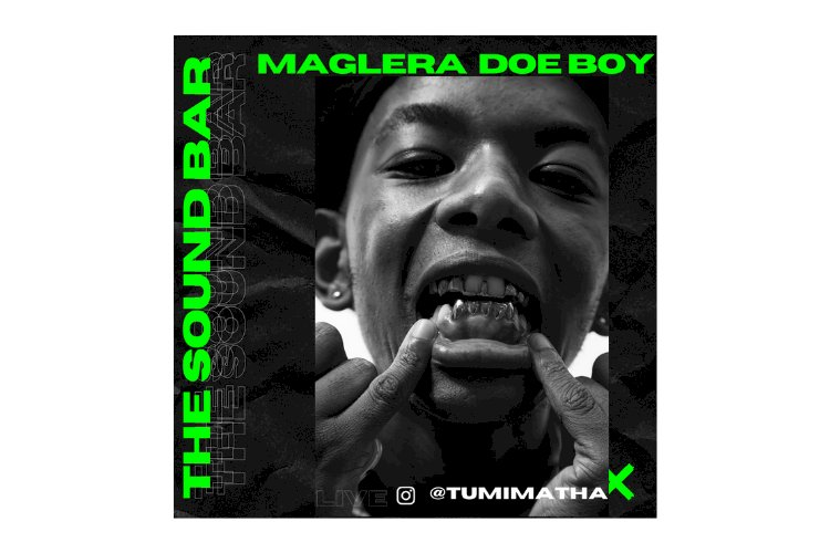 SOUND BAR WITH MAGLERA DOE BOY (PART 2)