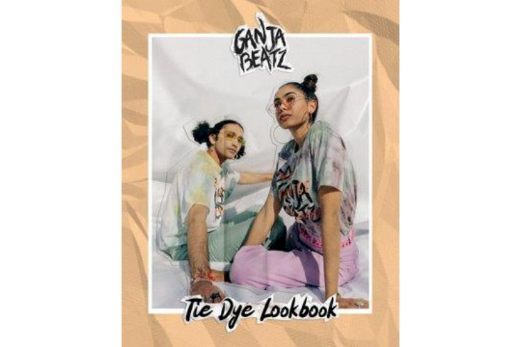 GANJA BEATZ DROP ''GANJA BEATZ TIE DYE'' MERCH