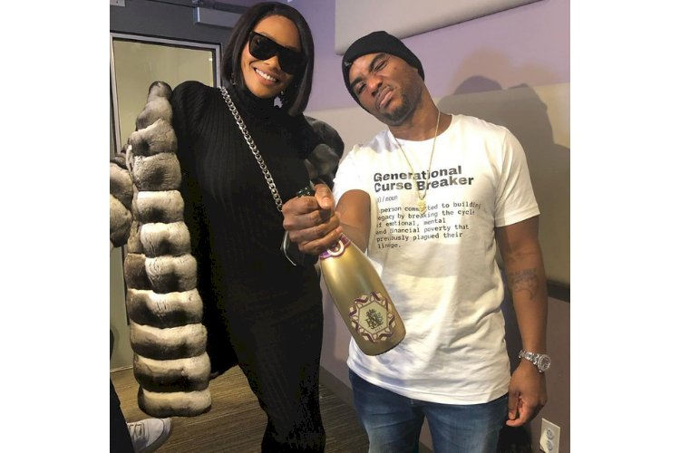 BONANG INKS NEW PODCAST DEAL WITH CHARLAMAGNE
