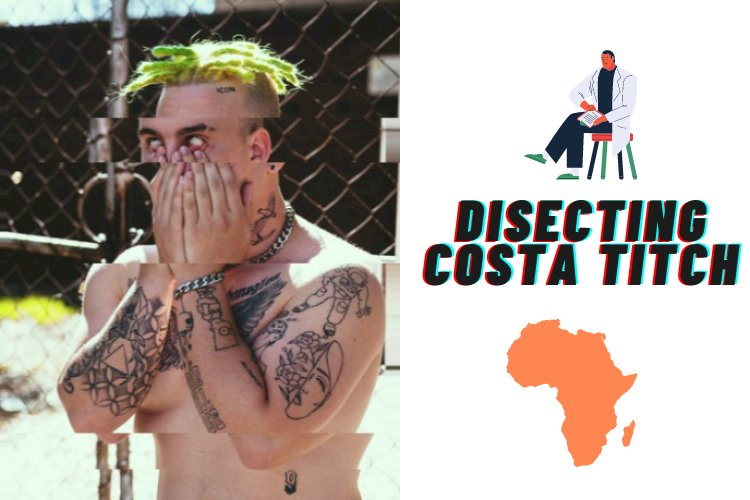 COSTA TITCH'S ''MADE IN AFRICA'' IS THE SAVING GRACE FOR SOUTH AFRICAN HIP HOP