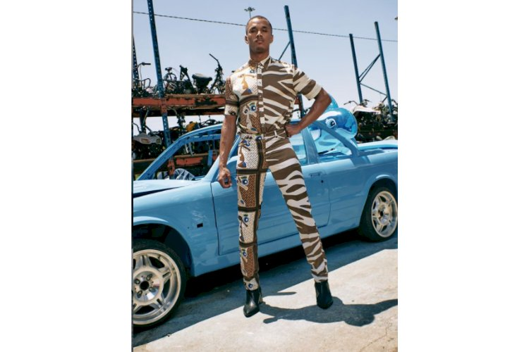 RICH MNISI PUTS OUT THE ZEBRA COLLECTION