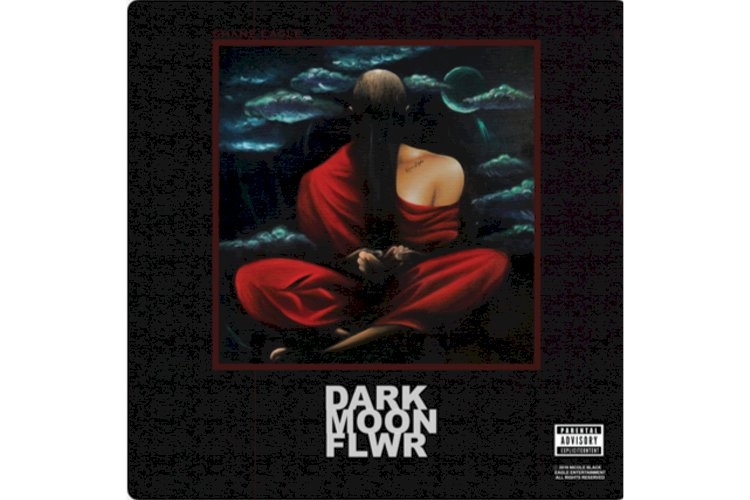 SHANE EAGLE FINALLY DROPPED DARK MOON FLOWER